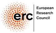 ERC Advanced grants